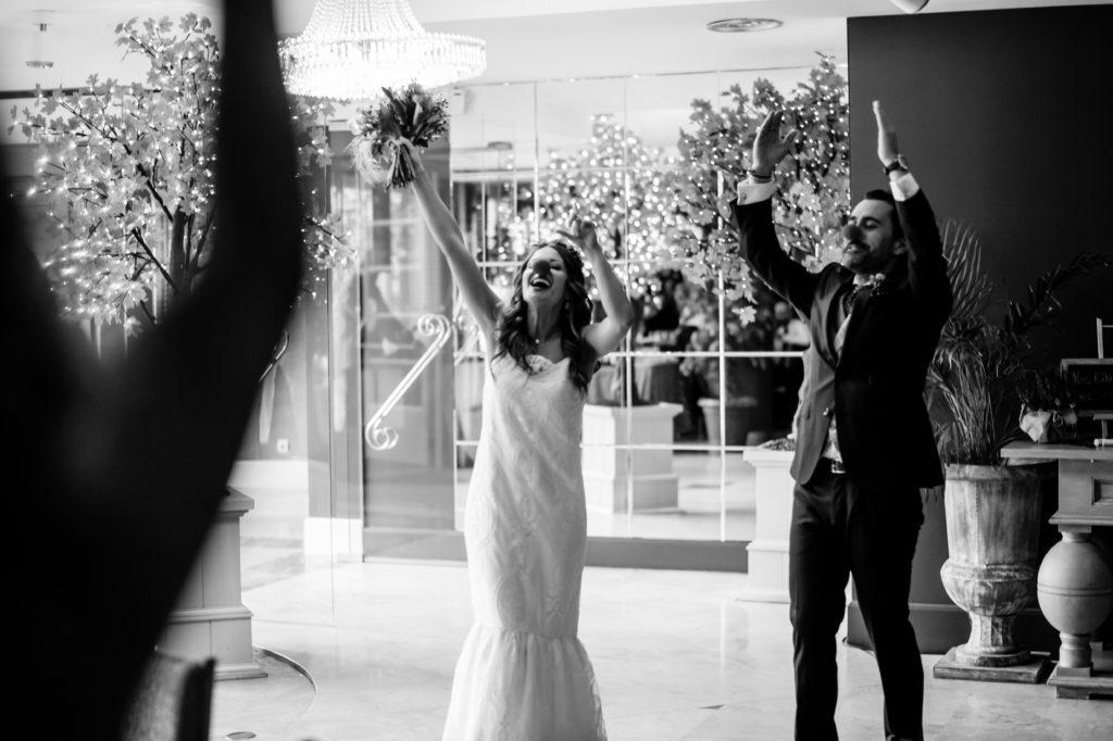 mucho encanto y por supuesto, la boda de Eva