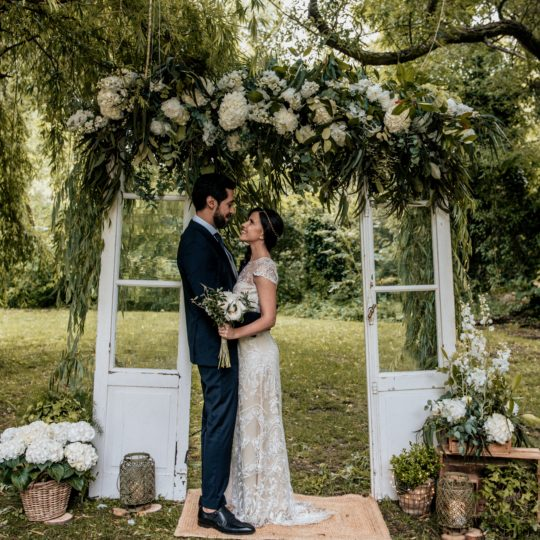 decoracion – bodas a quinta da auga