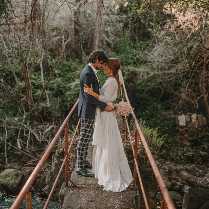 Puente boda Marta y Jorge